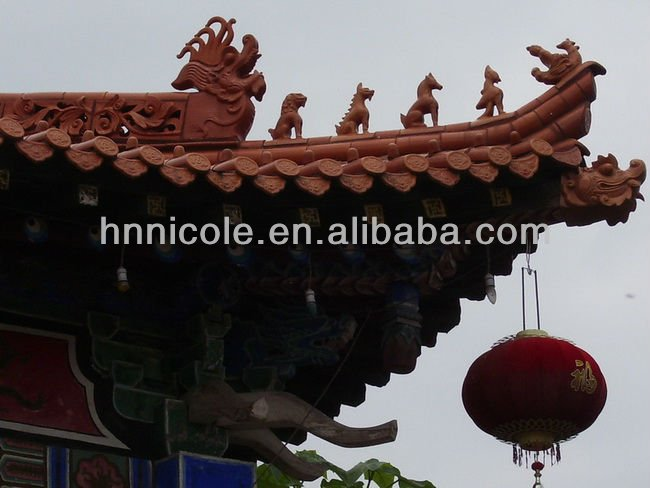 Chinese Palace Museum asphalt roofing tiles