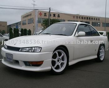 Second hand cars 1996 NISSAN Silvia Ks Aero