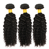 Remy Human Malaysia Hair Kinky Curly Grade 7A Virgin Hair