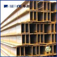astm a36 galvanized steel h beam