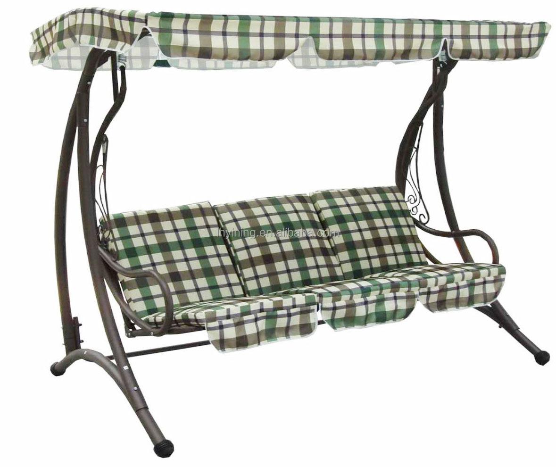 3 personen sitzer terrasse schaukelliege garten. Black Bedroom Furniture Sets. Home Design Ideas