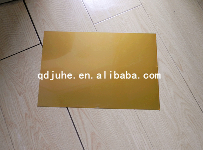 High quality aluminum alloy plain diamond sublimation sheet /plates