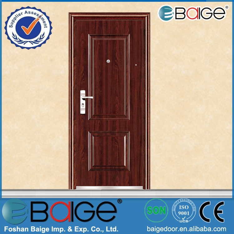 BG-S9039 Exterior Main Door Iron Gate Design Villa Entrance Door