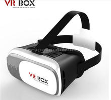 Google cardboard VR BOX 2.0 Version VR Virtual Reality Glasses + Bluetooth Wireless Mouse / Remote Control / Gamepad Escrow