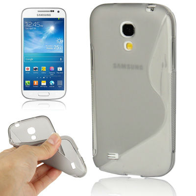 Drop Shipping S Line Anti-skid TPU Case for Samsung Galaxy S IV mini / i9190