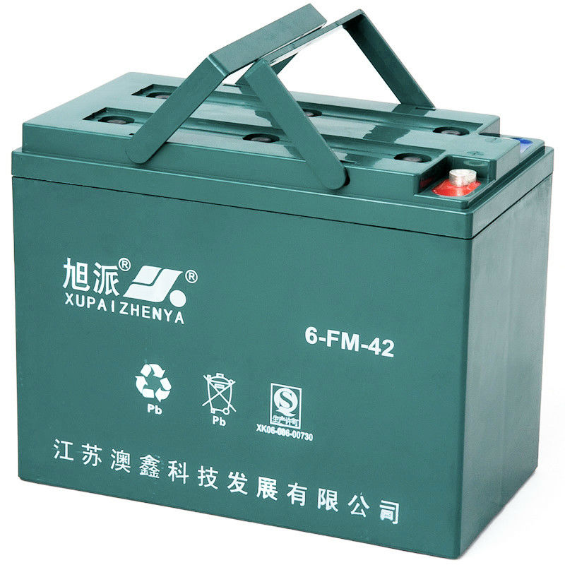 High quality electric bike battery 12V42AH used forklift battery