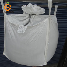 China plastic poly pp woven jumbo sacks corn bags for sale in bulk