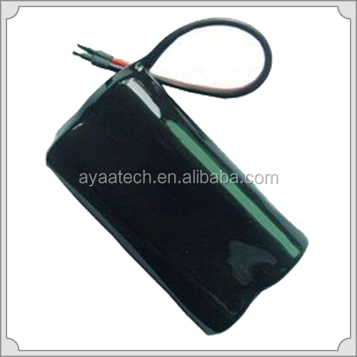 7.4V 2.2AH 18650 2S1P Li-ion battery pack