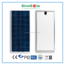 High Efficiency 150 Watt Mono/Poly Solar Panel With TUV/CEC/IEC/CE Certificates