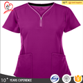 Scrubs tops new fashion hospital uniform for women