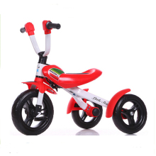 2017 wholesale 3 wheels aluminium alloy frame kid tricycle for 2-6 years child