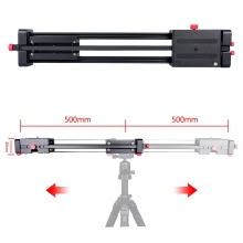 dolly film equipment 100cm aluminum edelkrone flexible slider plus video shooting