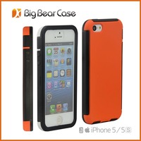 shock proof covers for iphone5s cellular phone case for iphone 5
