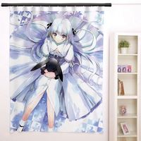 New Sora Kasugano - Yosuga no Sora Anime Japanese Window Curtain Door Entrance Room Partition H0111