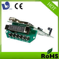 mp5 circuit board for hard disk