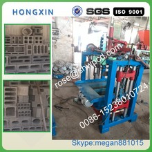 Automatic cement brick block moulding making machine in cheap price