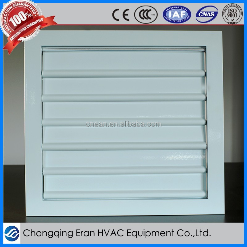Factory directly selling aluminum ventilate crate return air grille