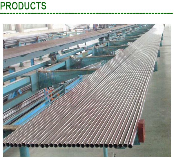 China Supplier Astm A312 Tp304 Welded Stainless Steel Pipe