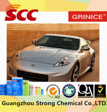 Hot sale and good flexibility glitter car coating
