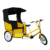 Eco Public Transport 3 Wheel Electric Bike Taxi For Sale