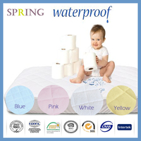 extremely absorben Crib Mattress Protector Pad china supplier