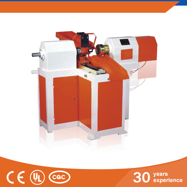 Paper Core Slotting Machine For Winding POY Yarn