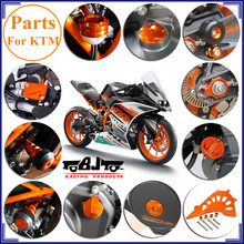 Chinese Manufacturer Wholesale Parts For KTM Duke 125 200 300 Motorcycle Parts Aftermarket