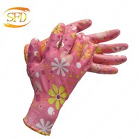 practical multifunction nylon gloves good quality material