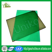 100% virgin lexan uv coated suspended ceiling accessories polycarbonate solid sheet