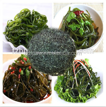 Chinese wholesale seafood of dried wakame/sun dried and natural dried cut kelp/Dry Kelp Seaweed