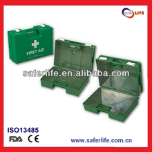 2015 wholesale abs Hospital Medical emergency Empty First Aid kit wall mounted first aid box case wall mounted First Aid kit