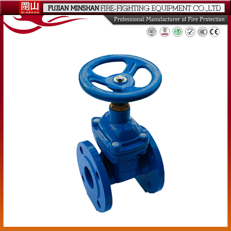 Factory supply chain wheel gate valve