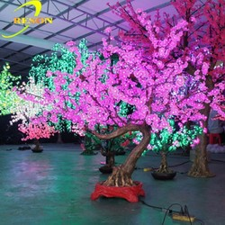hot sale led mango trees for sale garden decoration