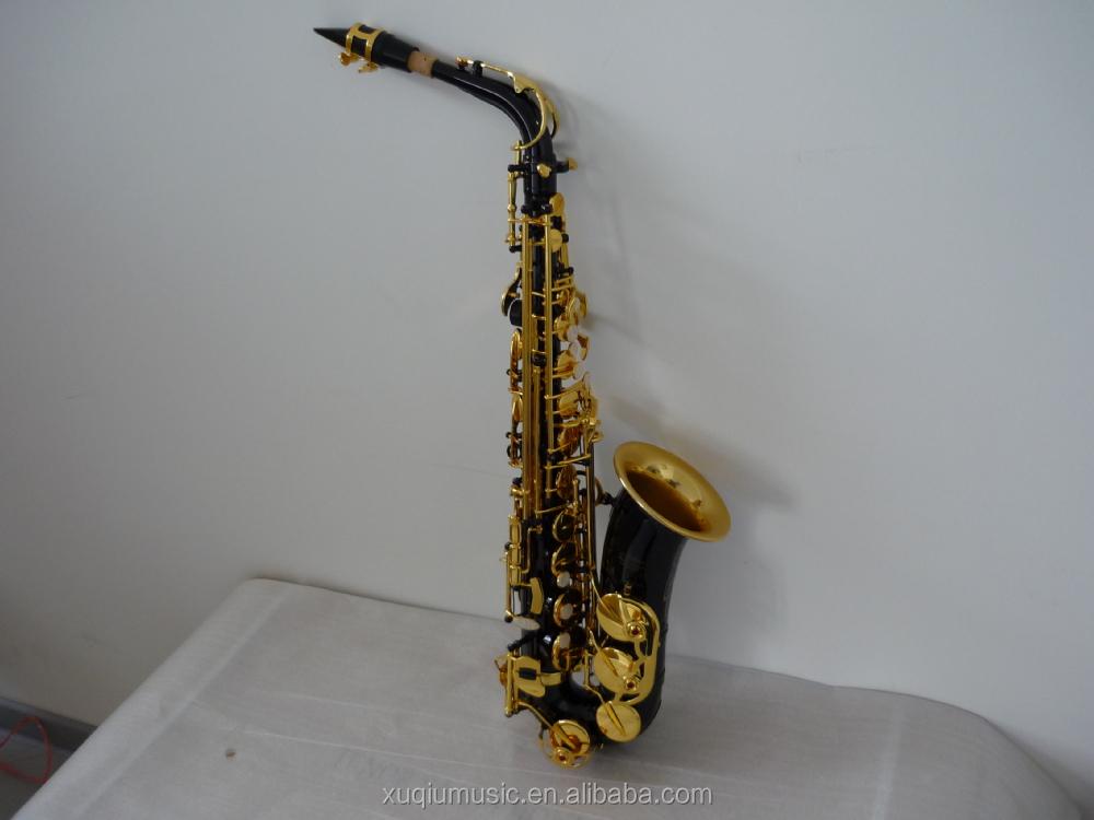 hot vente noir couleur carrosserie alto saxophone prix. Black Bedroom Furniture Sets. Home Design Ideas