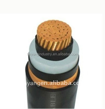 China manufacture 33kv XLPE insulated Copper Power cable