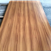 wood grain Quality and Competitive Price Melamine Particle Board or MDF