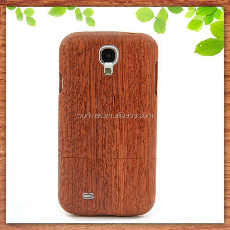China manufacturer walnut wood case for samsung galaxy s3/s4/s5, for samsung S5 wooden phone cover