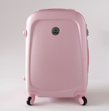 Travel trolley luggage case