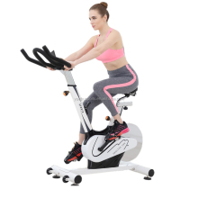 Home Use Indoor Cycling Racing Trainer Machine YB-QS6 18KGS Flywheel Commercial Spin Bike