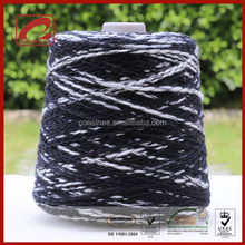 Top Line stock super fine merino wool blended ab color yarn