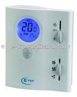 On/off LCD Air Conditioner Thermostat
