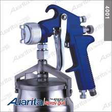 High quality Excellent Atomization wood painting spray gun 4001
