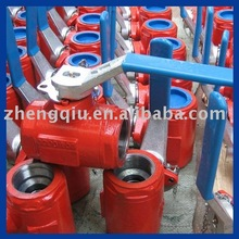 Line Pipe Ball Valve
