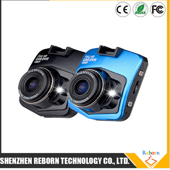 Car DVR Camera Dash Cam Full HD 1080p Parking Video Recorder