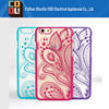 PC Material Anaglyph Lace Smart Phone Case Retro Lace Pattern Relief Sculpture Cell Phone PC Case for iphone 6 6PLUS