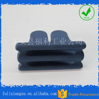 China factory custom made rubber spare parts for fitness equipment