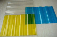 sun polycarbonate solid sheet from 0.8mm-12mm polycarbonate solar sheet solar control ability with 10 years warranty