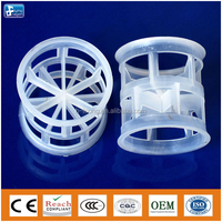 plastic polypropylene Ralu ring (15mm, 25mm, 38mm, 50mm, 90mm, 125mm) for liquid air seperation