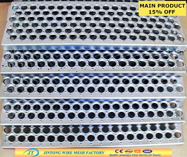 factory export perforated steel plank