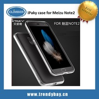 ipaky brand wholesale TPU bumper for meizu note 2 case
